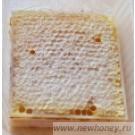 Мёд разнотравие в сотах, 0.5кг